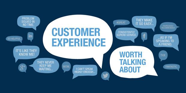 بهبود تجربه مشتری