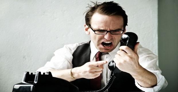 چگونه مشتریان خود را ناراضی کنیم ؟