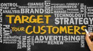 انتخاب مشتریان هدف