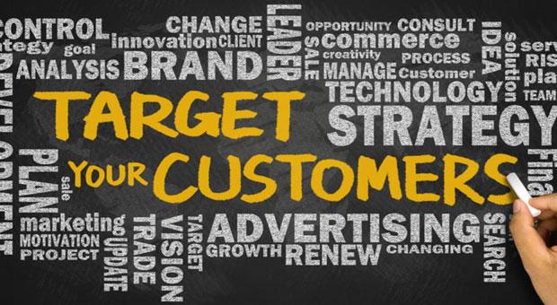 انتخاب مشتری هدف